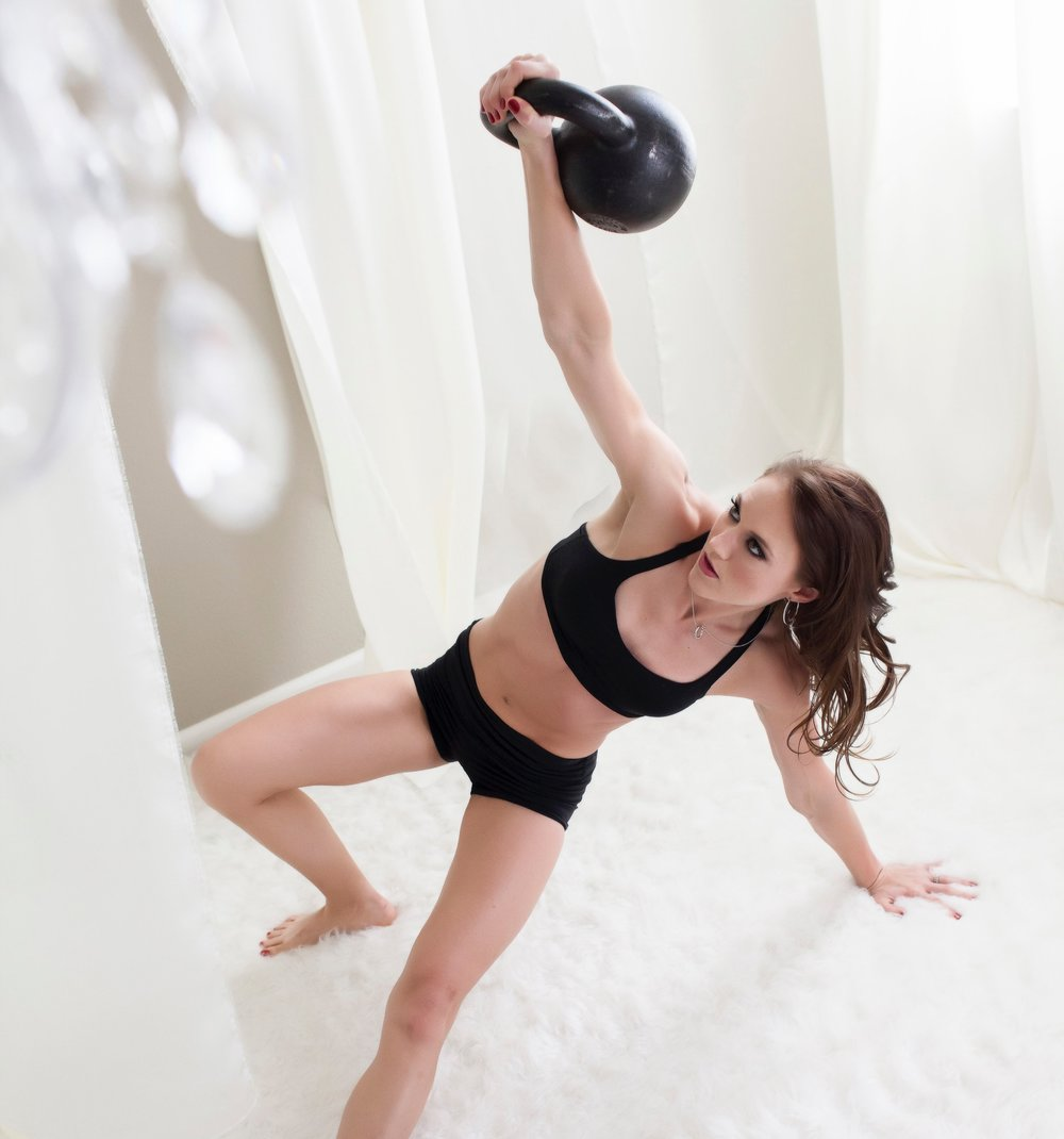 In-Home Personal Trainer - Train in the comfort of your own home.