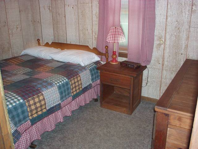 Second Chalet Bedroom