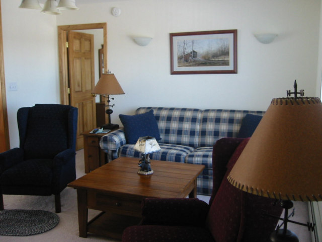 Alternate Living Area View
