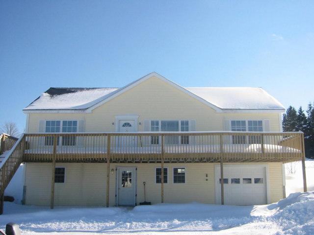 Crawford House Deck