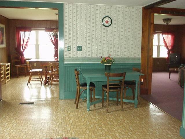 Alternate Kitchen Area