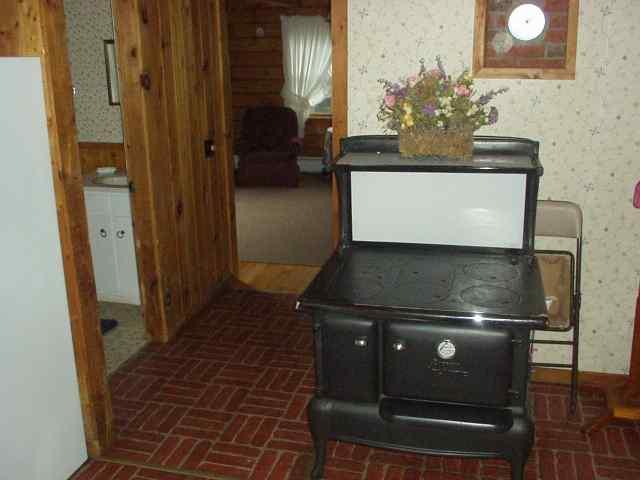 Alternate Kitchen Area View