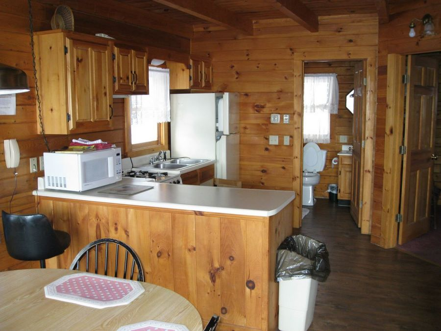 Tarns Kitchen Area
