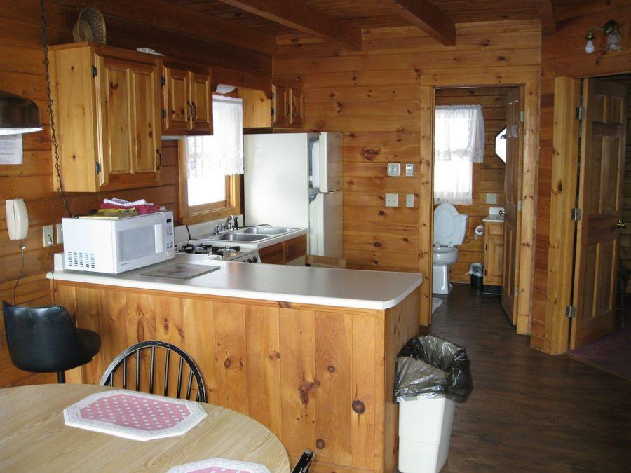 Tarns Kitchen Area