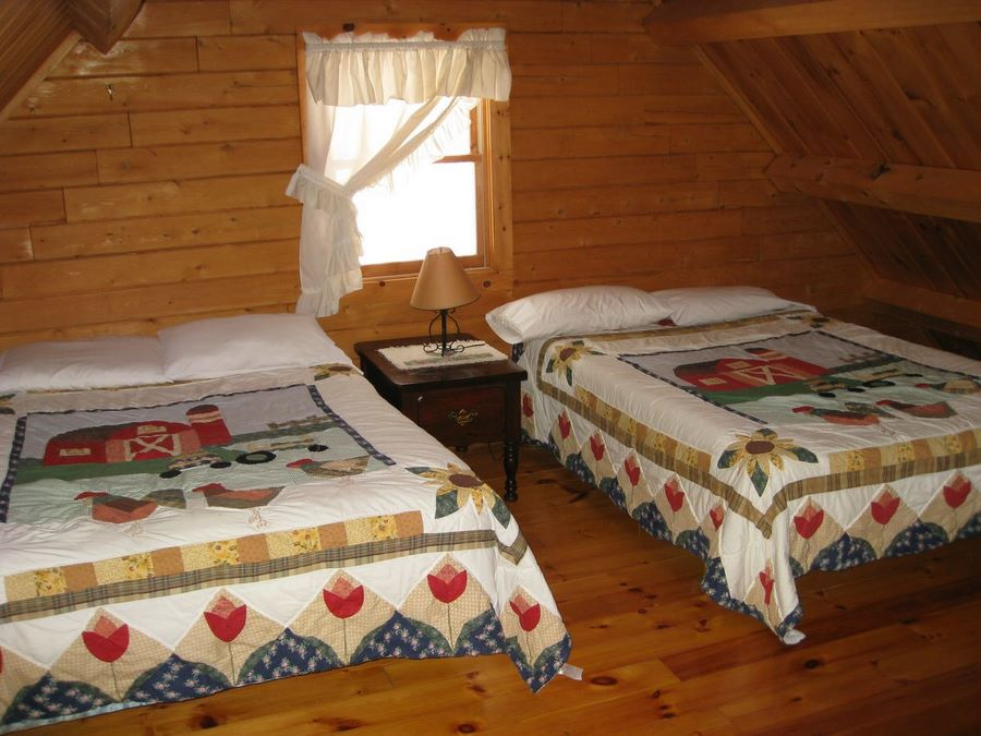First Tarns Loft Bedroom