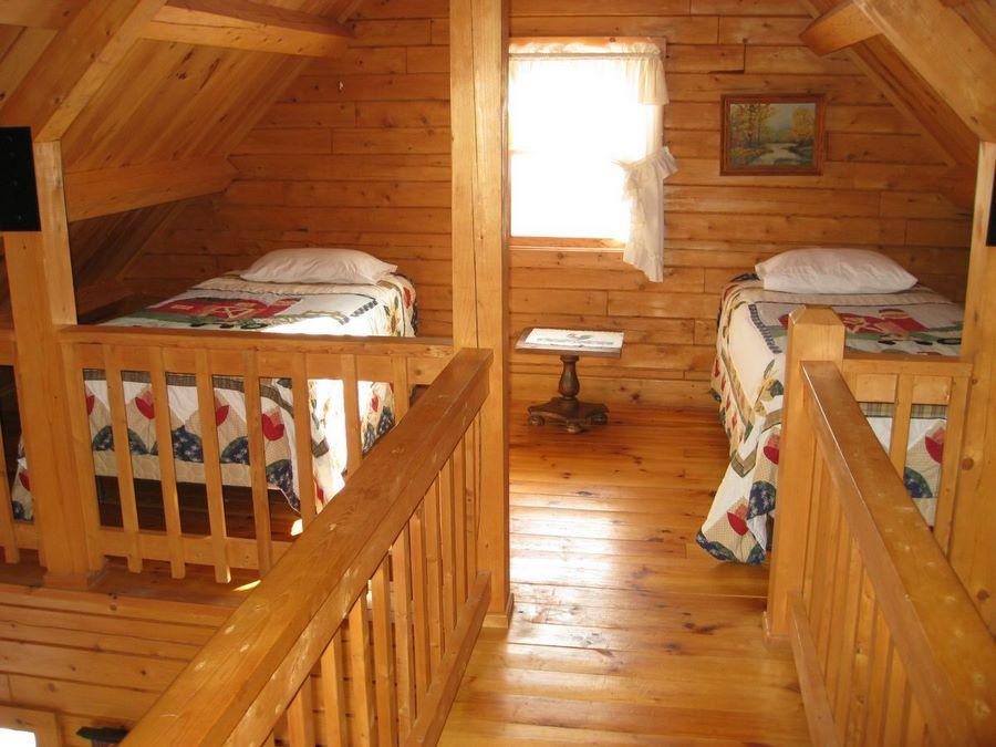 Second Tarns Loft Bedroom