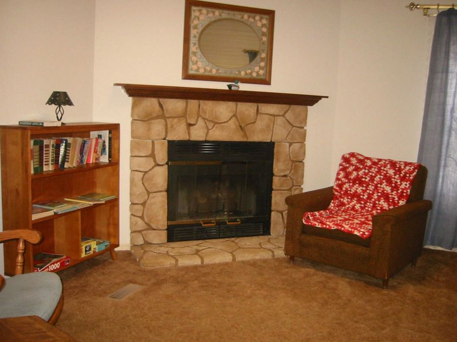 """Willy A"" Gas Fireplace"