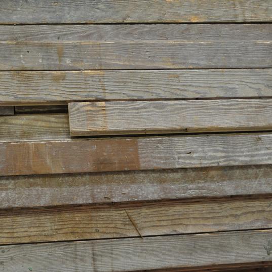 "YELLOW PINE, LOT 1  Clear Grade | 13/16"" x 3 1/4"" | Plain Sawn   c.  1922 |  approx.  1500 sq/ft"