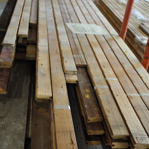 "YELLOW PINE, LOT 4  Clear | 13/16"" x 2 1/4"" 