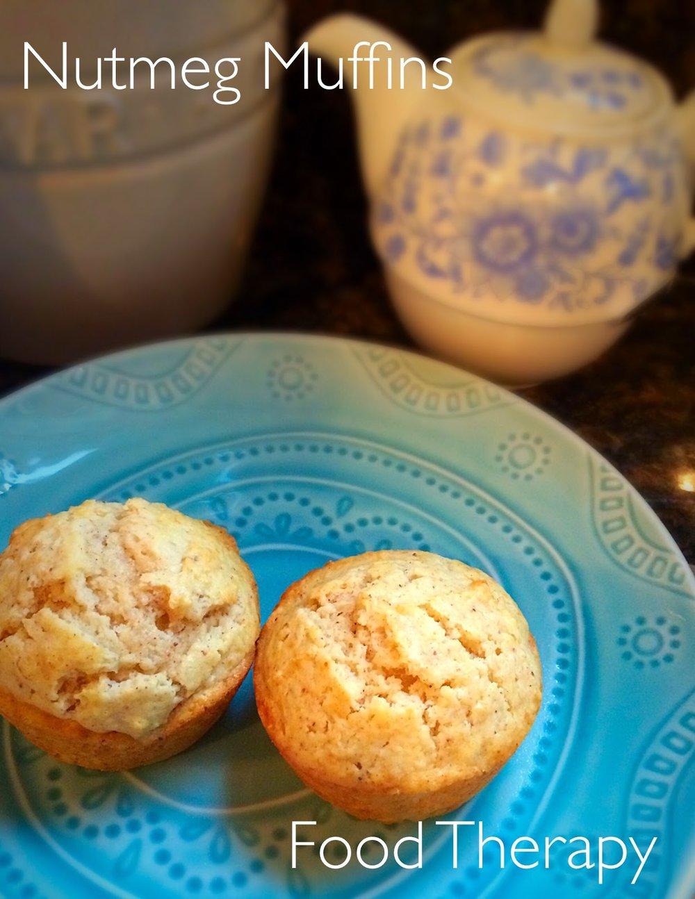 Nutmeg Muffins