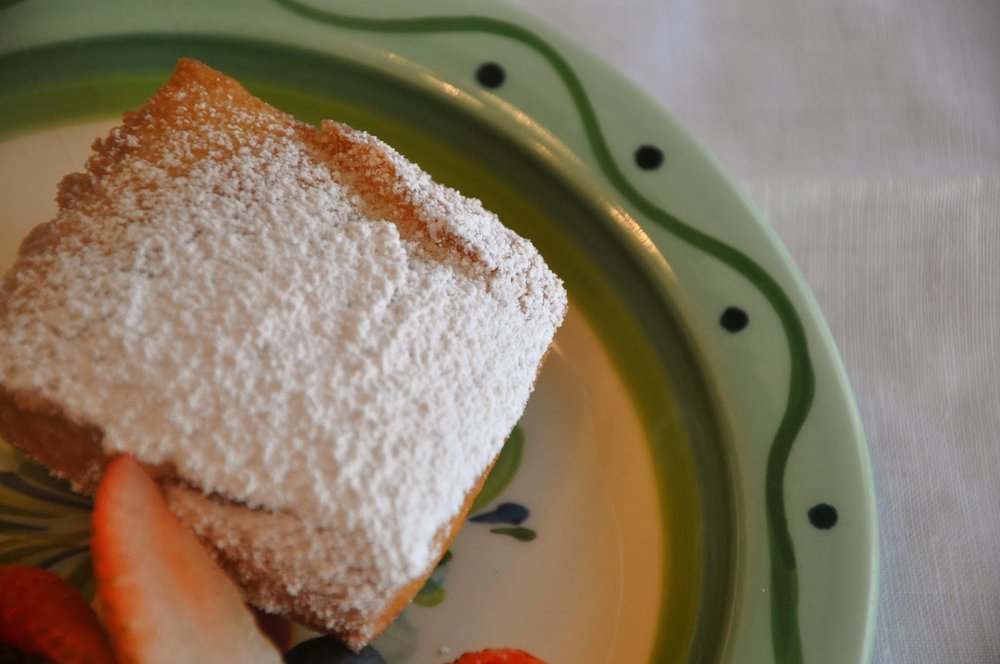 Classic Beignets from Food Therapy