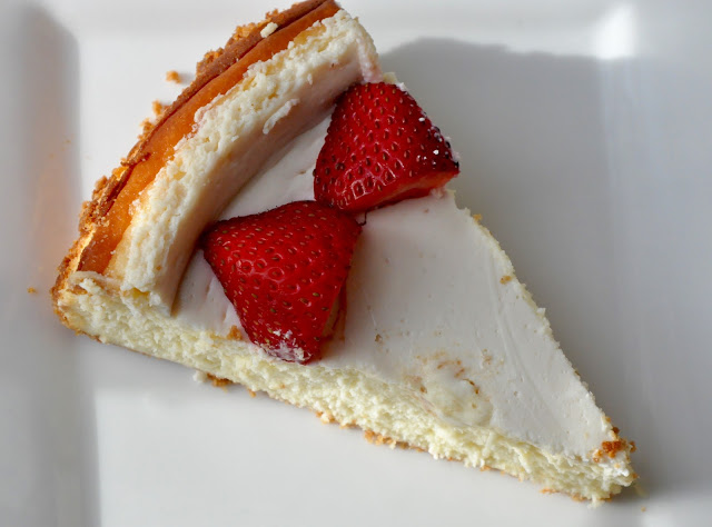 My Favorite Cheesecake by Food Therapy