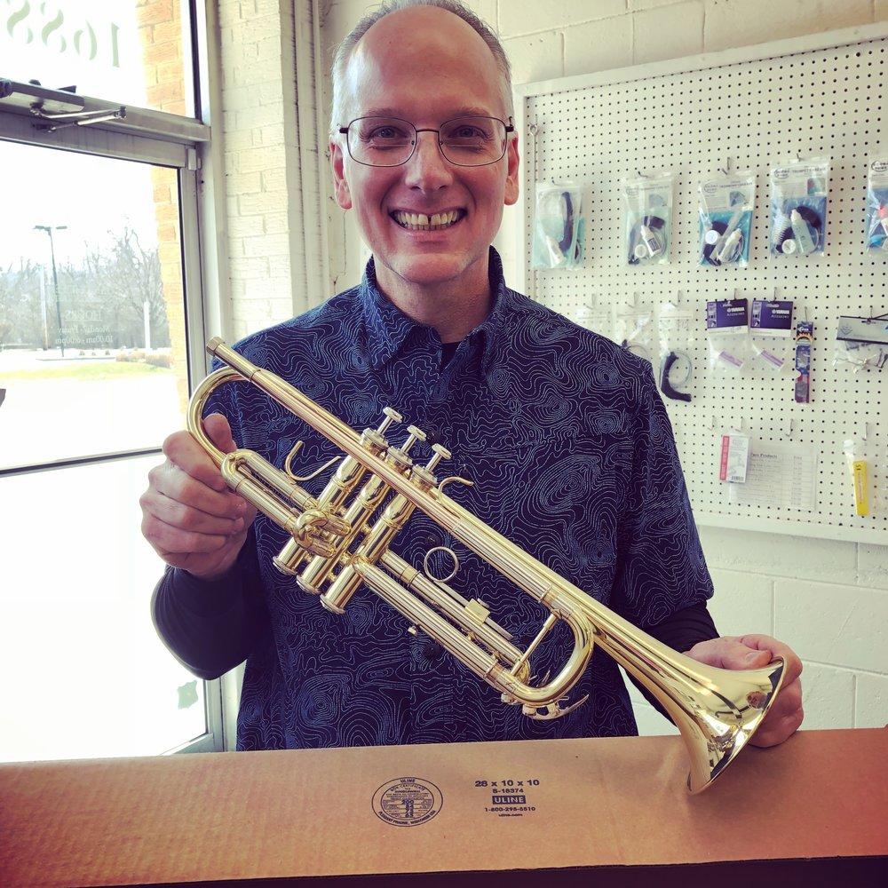 Dana Hofer Trumpet Cleaning Service