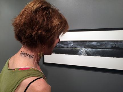 Blasted Art Gallery devotion