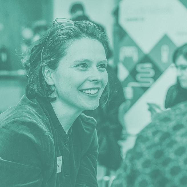 """dr. julia kleeberger - Dr. Kleeberger will Veränderung voranbringen. Mit """"Junge Tüftler"""