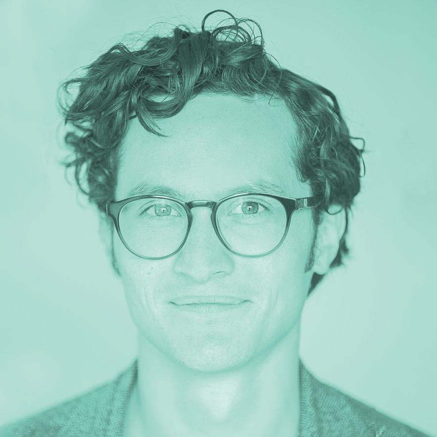 dominik hofmann - Dominik Hofmann ist Gründer des Co-Working Spaces heimathafen in Wiesbaden und wollte eigentlich mal was