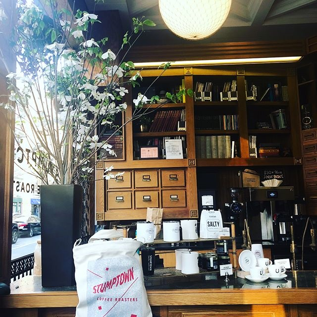 New York City Stumptown Coffee Roasters The Daily Grind