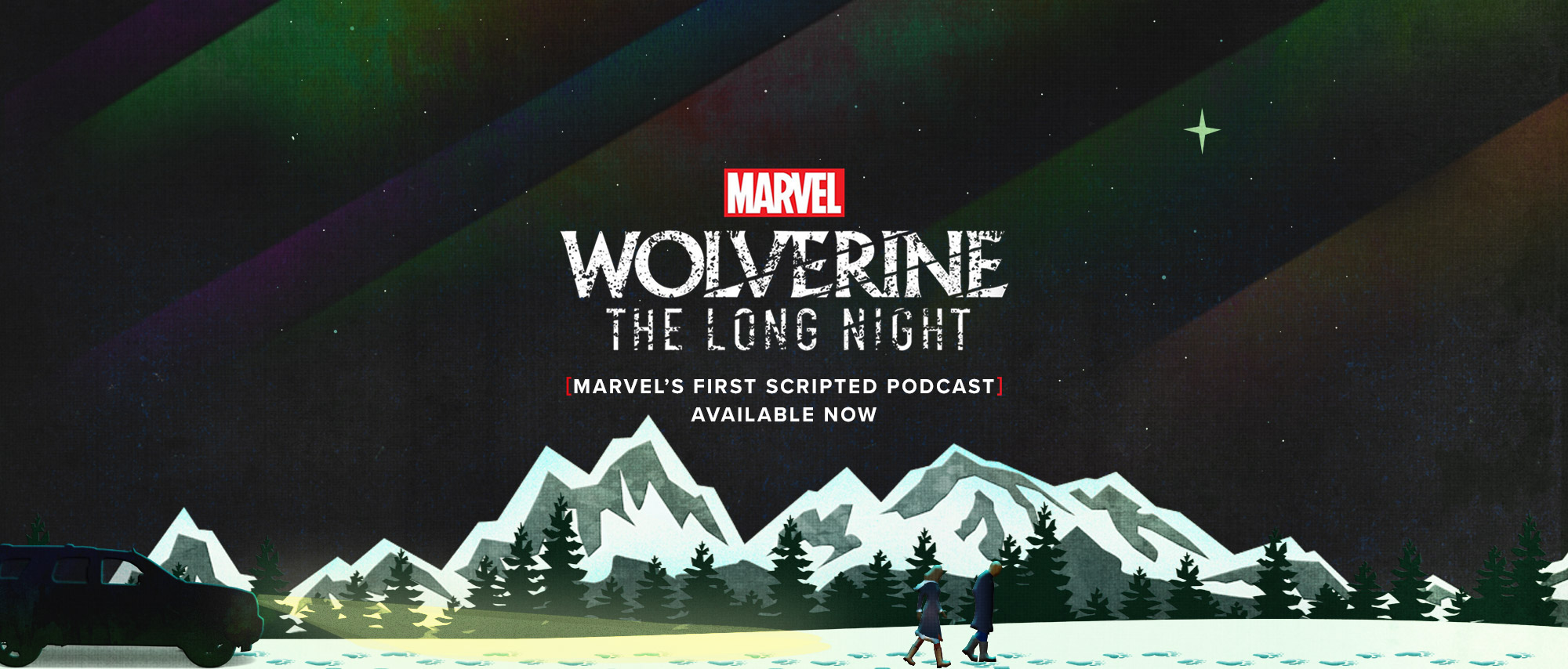 Audio Fiction Review: Wolverine: The Long Night