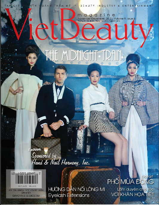 VIET BEAUTY MAGAZINE -