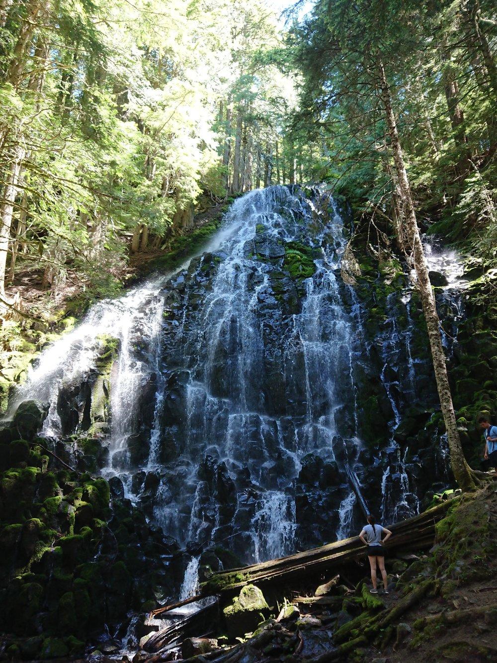 Rahmona Falls