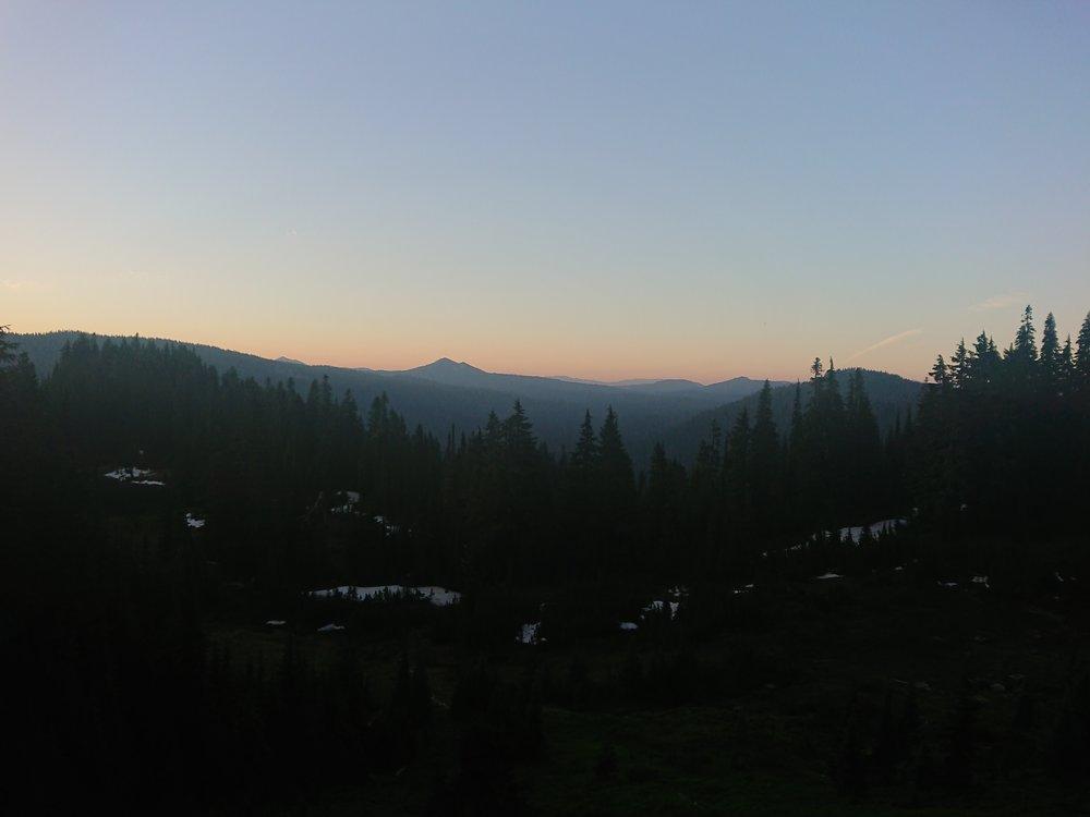 Early morning beauty