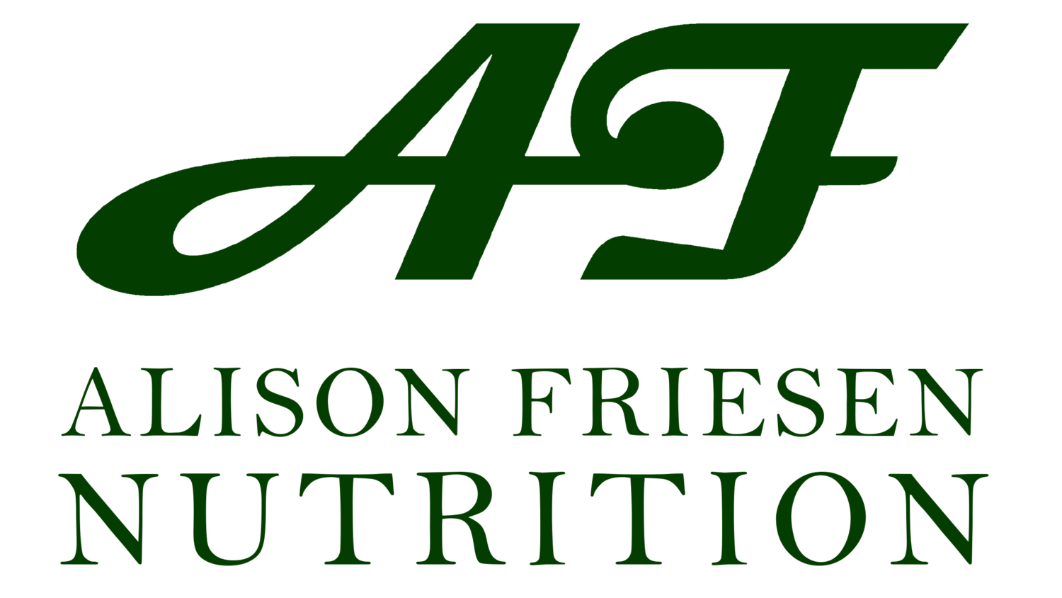 Alison Friesen Nutrition