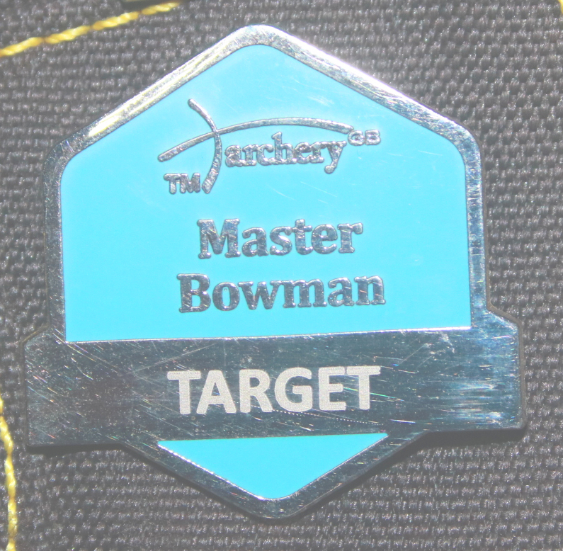 MASTER BOWMAN classification   'Master Bowman' or 'MB' is one of the two highest classifications you can achieve in archery. Most of the Welsh team will be MB. You can only get MB at top level tournaments and is approximately the top 4% of archers in the UK.  e.g. A Senior Lady Recurve shooting a WA1440 round would need to score 1196 out of a possible 1440 points.