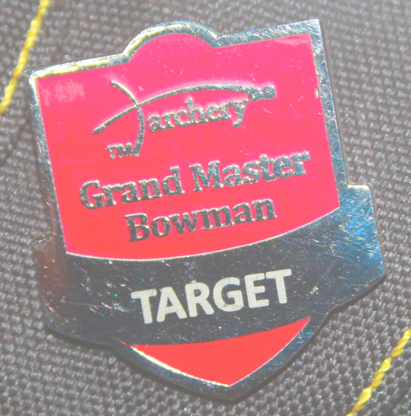 GRAND MASTER BOWMAN classification   'Grand Master Bowman' or 'GMB' is the most difficult and challenging of classifications to achieve. Only 1% of archers ever do it.  Similar to the MB classification it can only be applied for at top level record status tournaments.  e.g. A Senior Gent Barebow shooting a WA1440 round would need to score 982 points