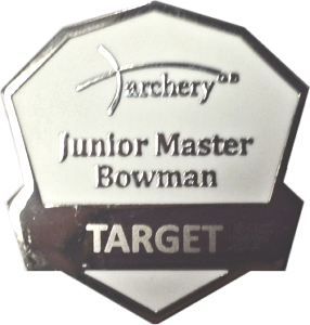 JUNIOR MASTER BOWMAN classification   'Junior Master Bowman' or 'JMB' is the highest classifications you can achieve in archery as a Junior archer under 18 years old. You can only get JMB at top level tournaments and follows the same criteria of the Senior award.