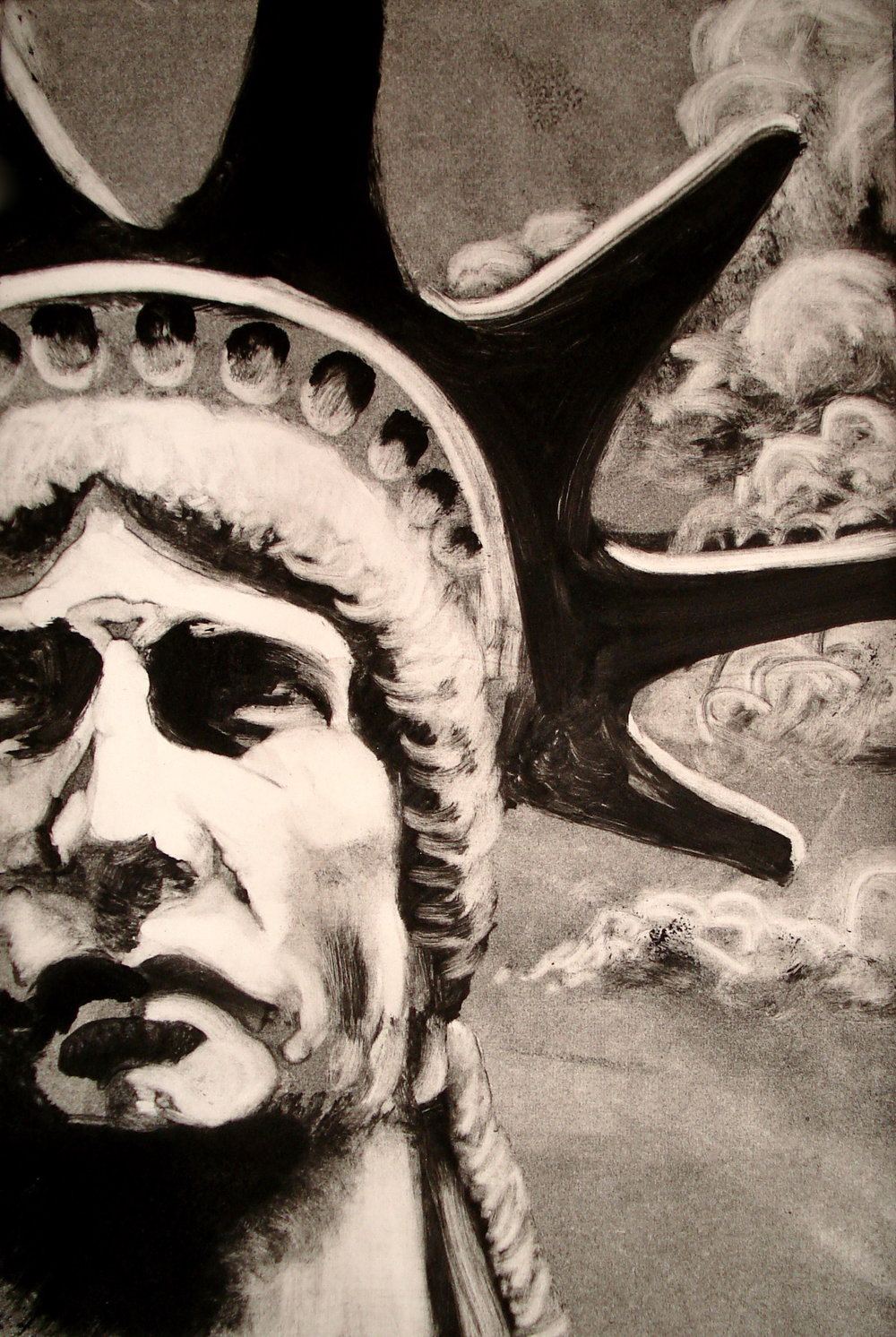 Liberty . Monotype. 2008
