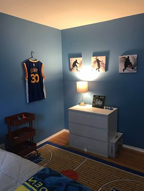 """"""" We enjoyed our experience working with Stamp Paints. From the quote  process to the painting, the entire interaction was professional,  friendly and high quality. We are so happy with how the room turned out.  We'd definitely use Stamp Paints again! """"   -Erin C."""