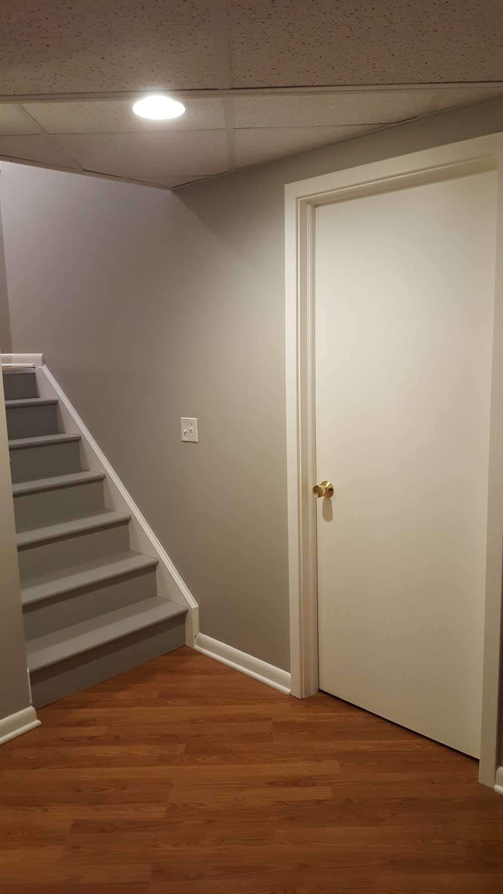 """"""" Great people, very communicative. Competitive prices and great service!  Josh's attention to detail on the painting work itself is the best I've  seen. We plan to hire Stamp Paints again. """"   -Kate M."""