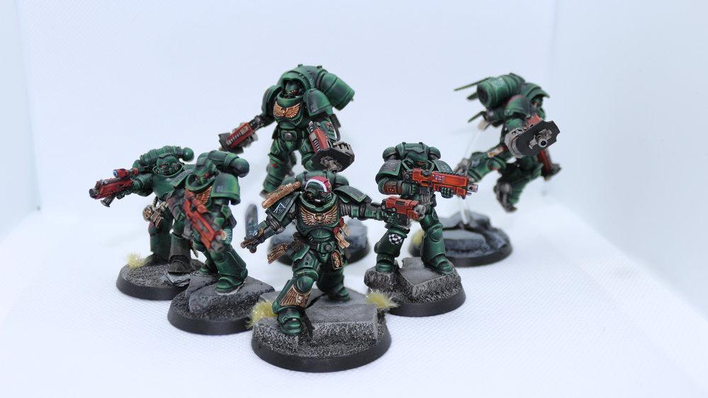 Endar Marine Squad