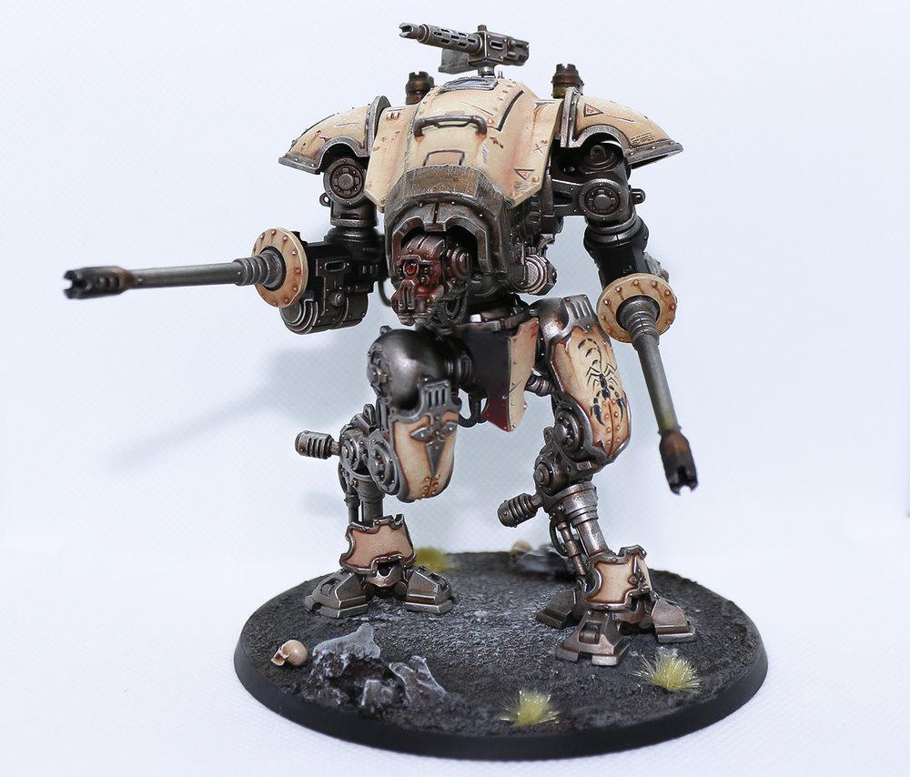 Endar Knight Armiger Full