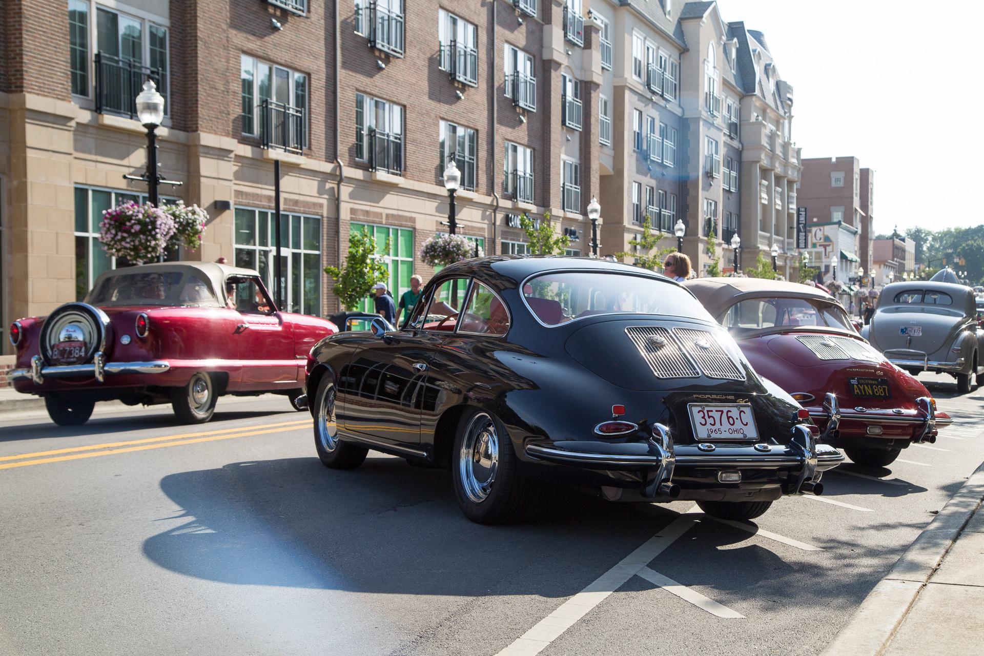Artomobilia Artomobilia - Carmel indiana car show