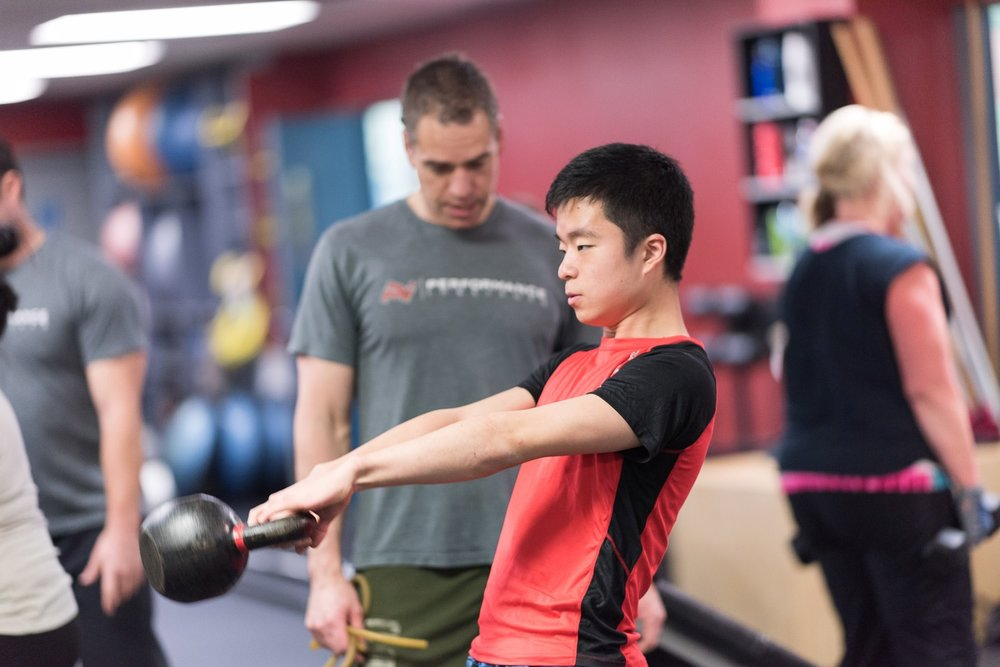 Personal Training   Whether you are new to exercise or an athlete requiring individual attention, we can tailor the perfect program to ensure you achieve your goal and stay motivated.