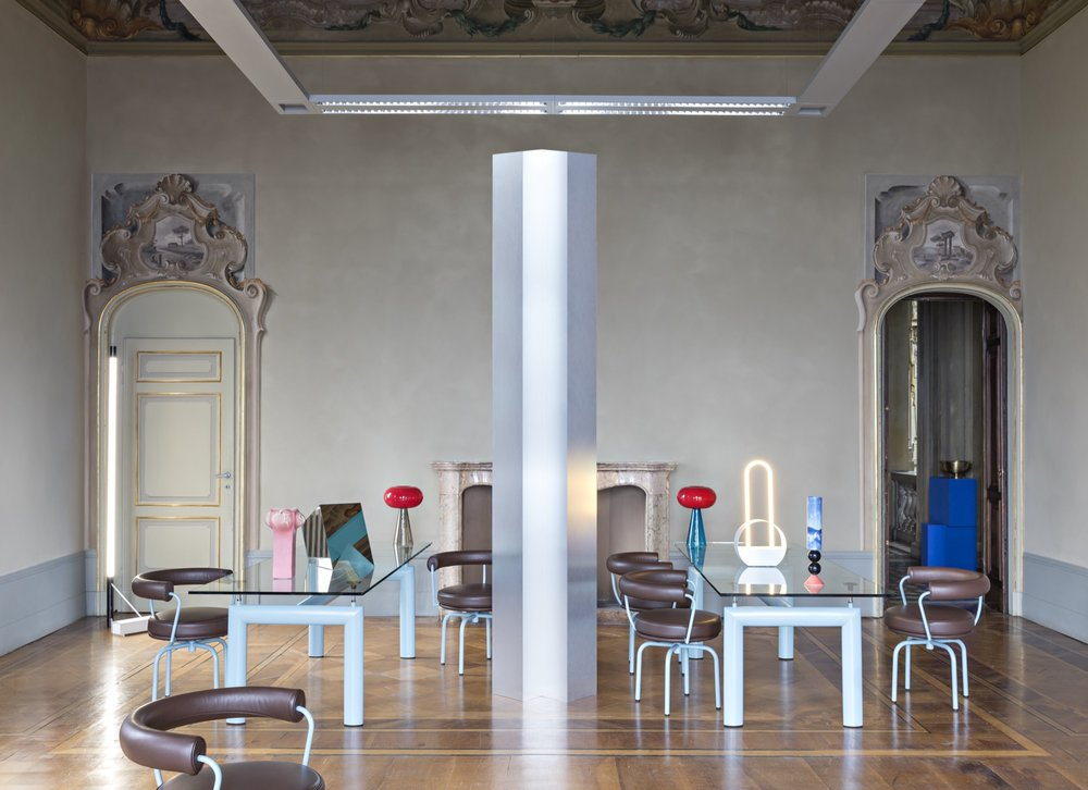 XIV. CASSINA, THIS WILL BE THE PLACE / ARTFUL LIVING
