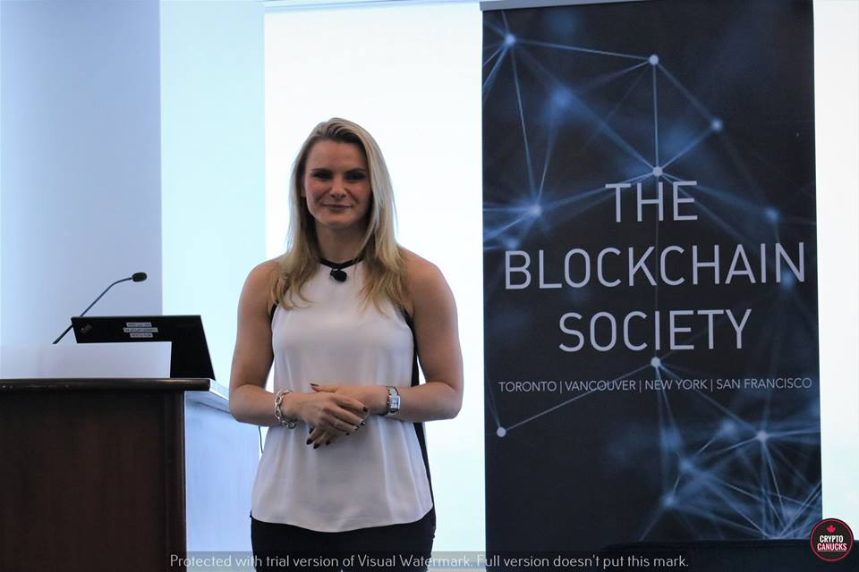 - Michele Romanow , who is youngest ever entrepreneur to join CBC's hit show Dragons' Den, the co-founder of e-commerce platforms Buytopia.ca and SnapSaves (acquired by Groupon) then took over the stage to talk about her current venture Clearbanc.