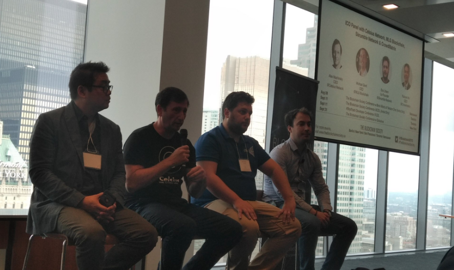 """- Rounding out the panel was Rubson Ho of CrowdMatrix, a regulated online investment portal, making it easier for individuals to access alternative investments that were once only available to professionals. They are currently hosting an offering for the Matco Cannabis Investment Fund, giving investors diversified exposure to companies across the spectrum of the cannabis industry. Alex Mashinsky proclaimed """"we're all still waiting for that killer app that's going to make us go, why didn't we think about that?"""" Eric Lifson raised his concern that """"Ethereum started here, and we are going to get passed by. Places like Malta. We need to be more business focused and open to the entire world."""""""