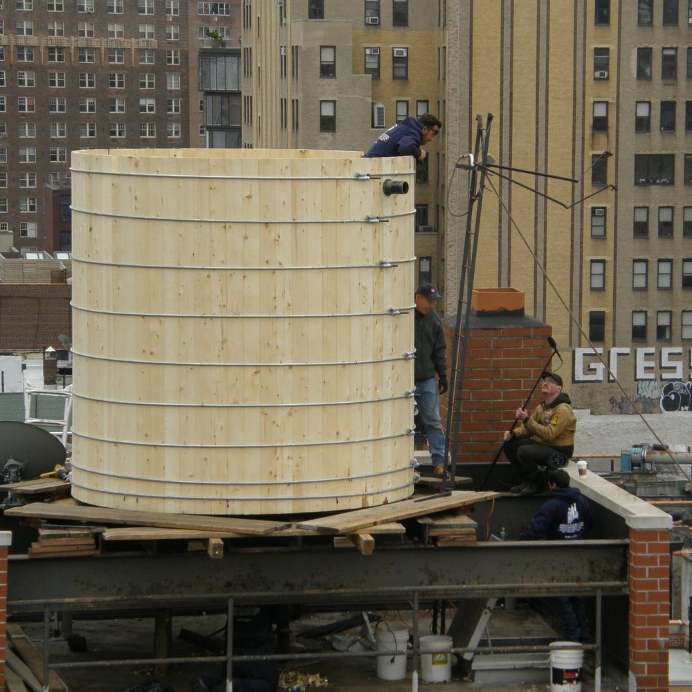 Water Towers of New York .