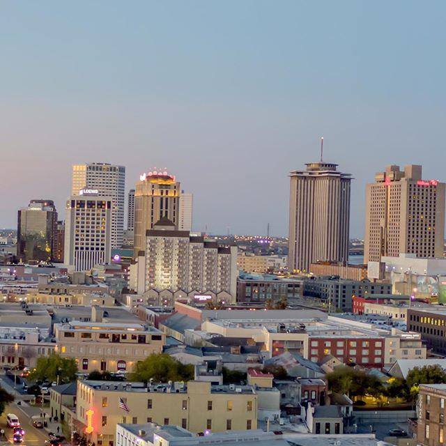#skyline #neworleans #nola