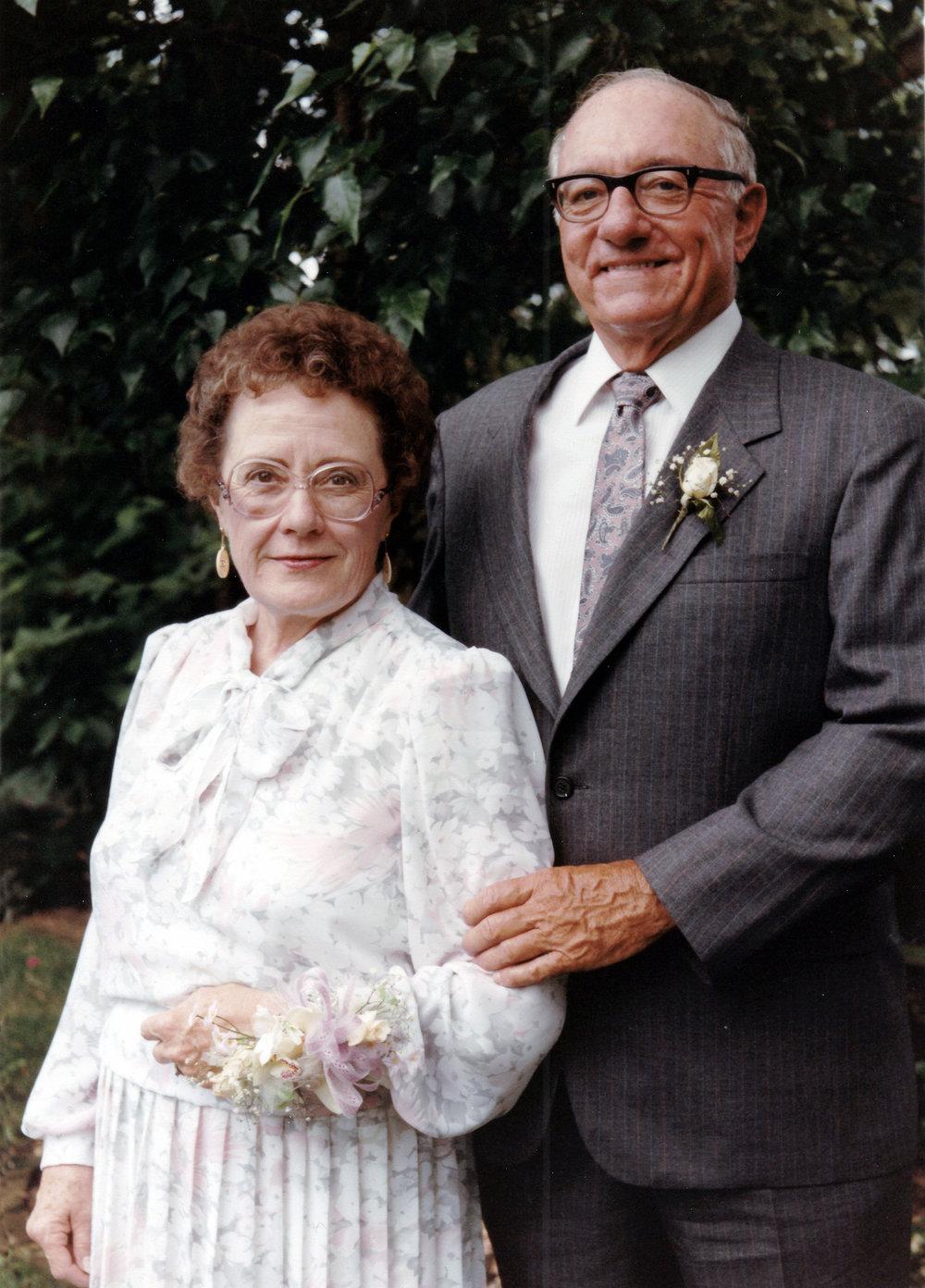 David L. and Rita Nelson