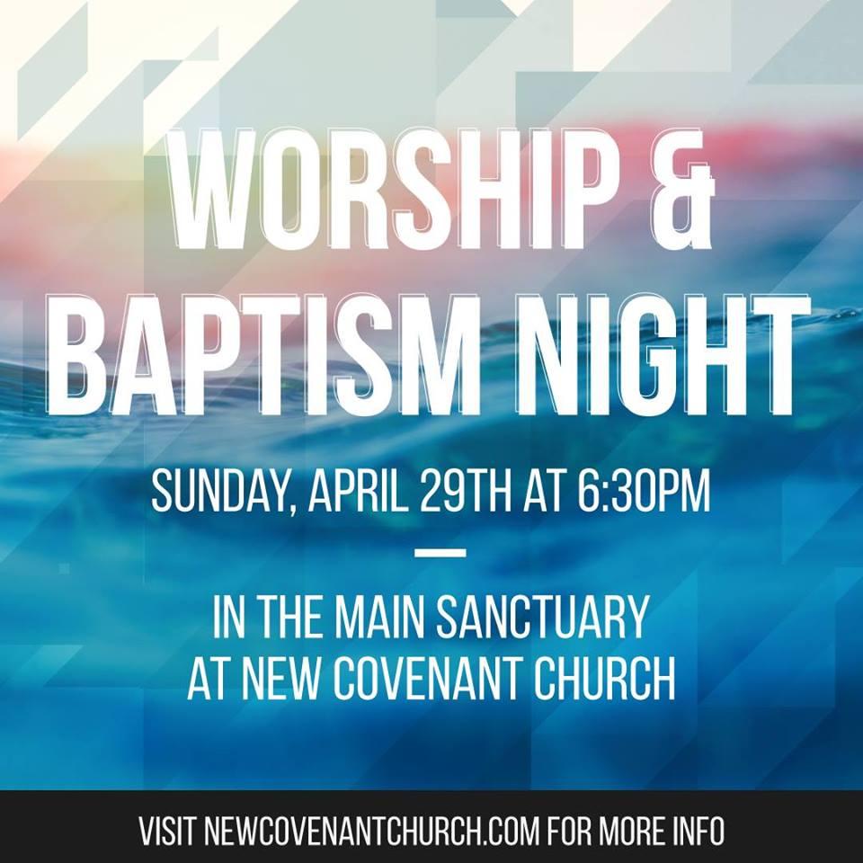 New Covenant Church Clyde North Carolina, Worship Night
