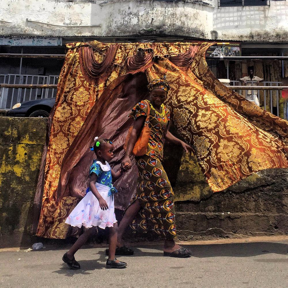 RICCI SHRYOCK   Dakar, Senegal   riccishryock.com    @ricci_s