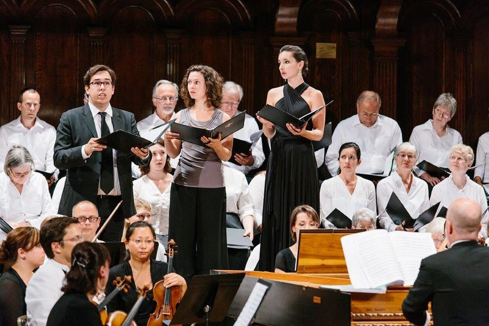 Handel's Athalia, Victoria Conservatory of Music Summer Academy | 2014
