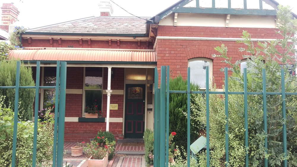 Evon Fallon @North Fitzroy Counselling Rooms842 Nicholson StFitzroy NorthVIC 3068 -