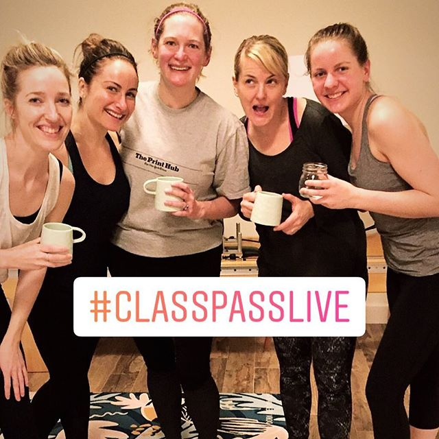 Excited to announce that select #cleamae Small Group classes are now live on #classpass 🎉💪🏽 We are looking forward to meeting new friends in the neighborhood and welcoming them into our #fitnessfamily 💕🙏🏽 #classpassnyc #carrollgardens #gowanus #democracyofmovement #blackgirlpilates #barrefusion  #fitfam