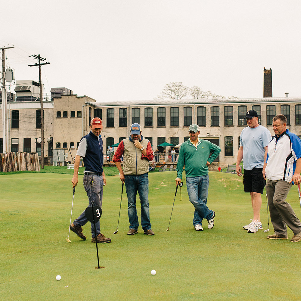 Welter's Folly - Putting Green