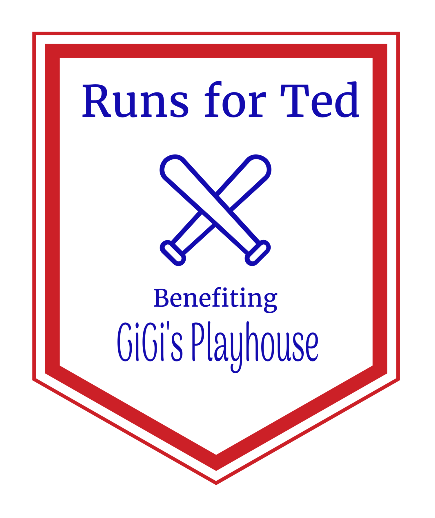Runs for Ted