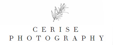 Cerise Photography takes bright and fun pictures of any event. There's nothing too big or small for her and we love her work.